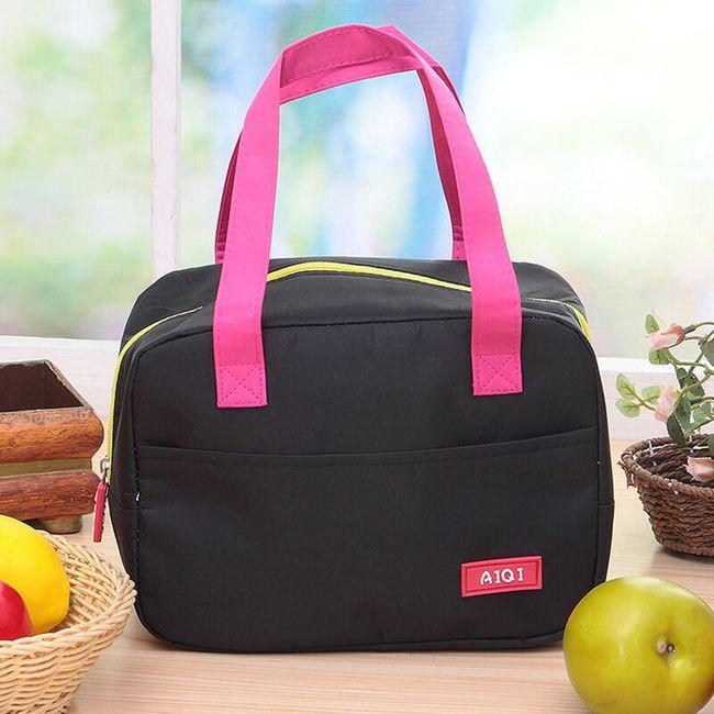 Termo taška na jídlo - 4 barvy 1