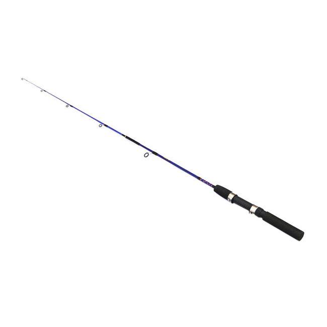 Teleskopický rybářský prut - 1,2 m 1