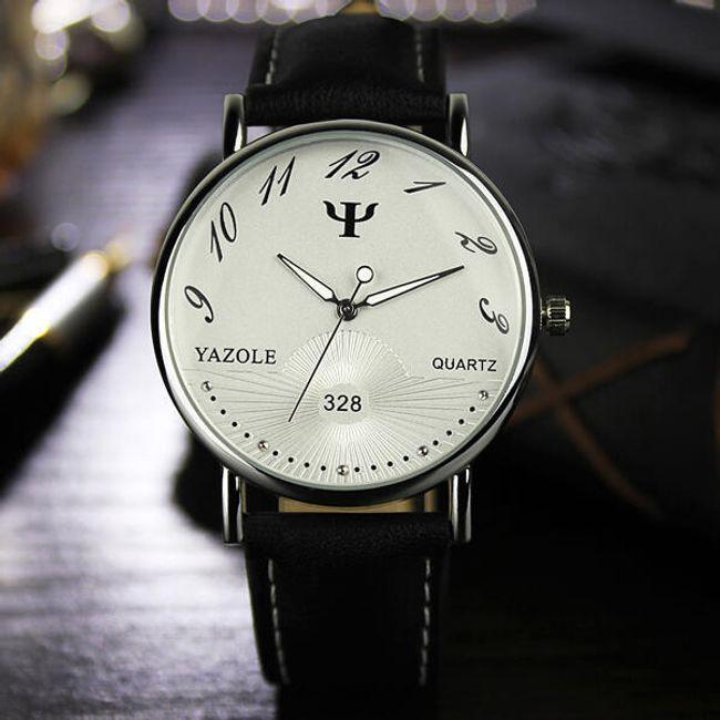 Stylové pánské náramkové hodinky 1