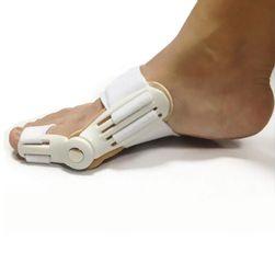 Korektor vbočeného palce - bílá barva