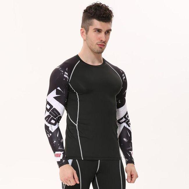 Pánské sportovní tričko - 14 variant 1