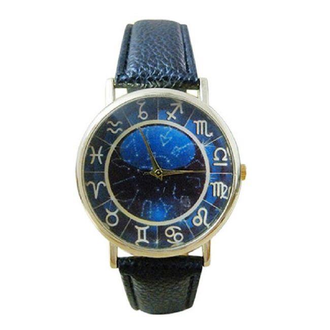 Dámské hodinky se znameními zvěrokruhu 1