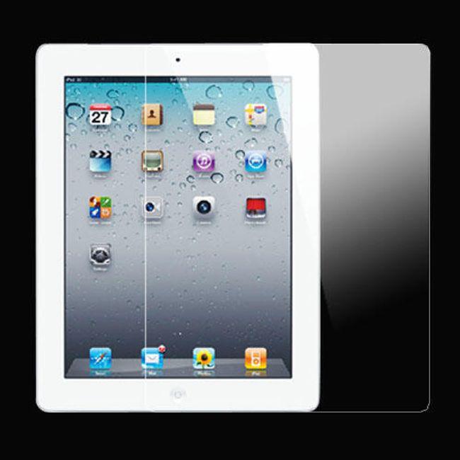 Ochranná vrstva z tvrzeného skla na přední část Apple iPad 2 / 3 / 4 1