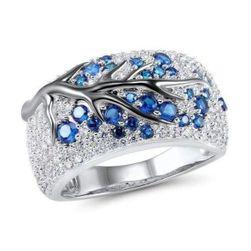 Dámský prsten B05076
