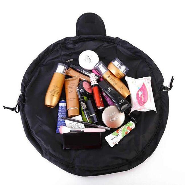 Cestovní taška v černé barvě 1
