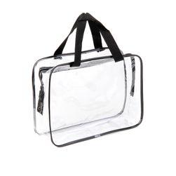 Kosmetická taška - průhledná