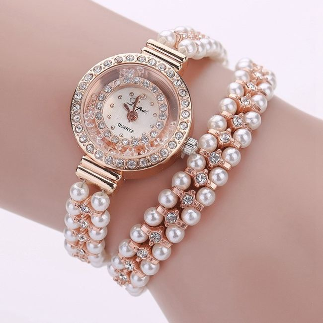 Náramkové hodinky pro dámy - 6 variant 1