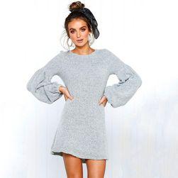 Dámské pletené šaty Leonela