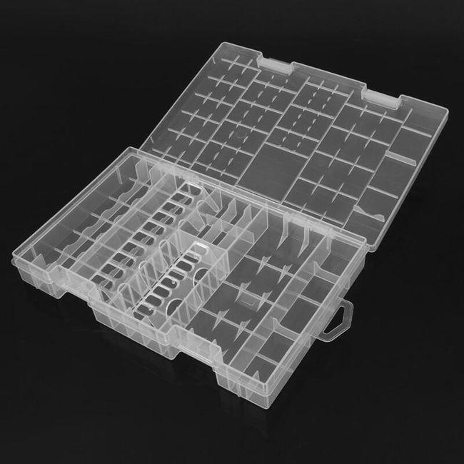 Úložný box na baterie 1
