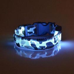 LED obojek pro psy F15