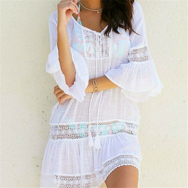 Plážové šaty Annabelle 1