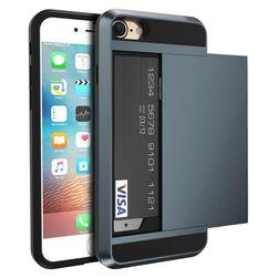 Obal na iPhone s úložným prostorem na kreditní kartu