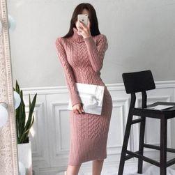 Dámské pletené šaty Alana