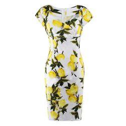 Letní šaty Citronela
