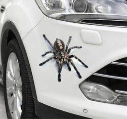 3D samolepka na auto